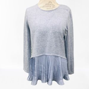 Baby Blue Lauren Conrad Sweater   PS2